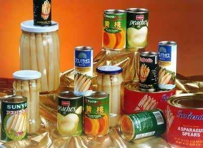 食品罐头公司出口美国(FCE)登记和过程文件(SID)