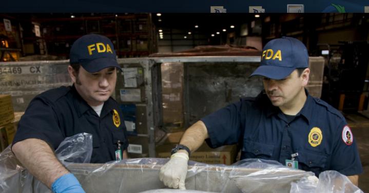 FDA认证提高2021年食品设施重新检验费用