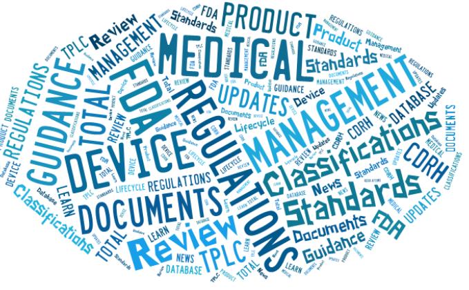 FDA认证宣布医疗器械报告变更