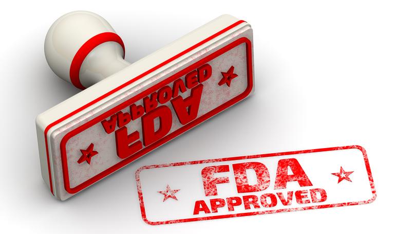 FDA批准