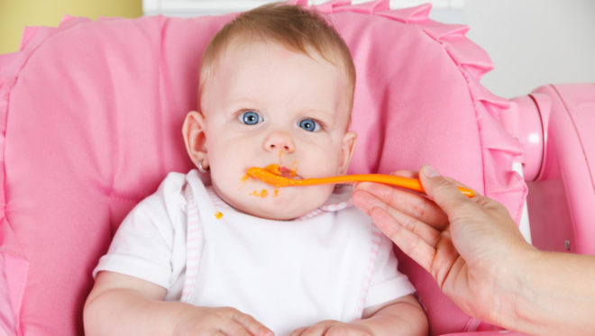 FDA提醒婴儿食品行业遵循铅,其他毒素法规